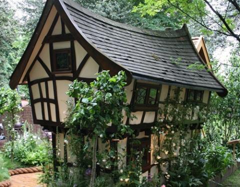 Z serii domki czarownic magiczny blog marii bucardi for Cabine in montagne verdi del vermont