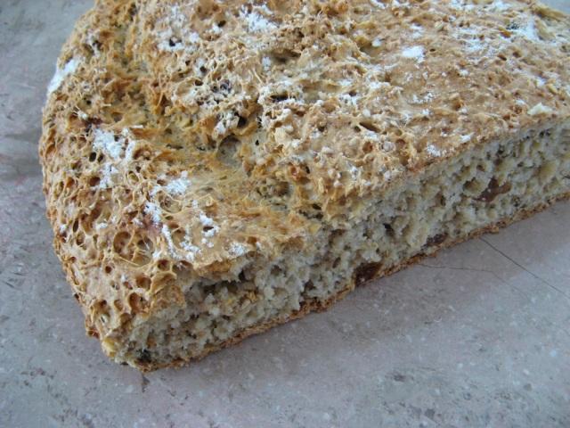 weganski chleb czarownicy Marii Bucardi