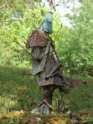 """""""Domki dla Elfow"""" - magiczny blog wrozki Marii Bucardi"""