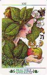 Das Baum Tarot