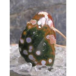 Jaspis Chalcedon oceaniczny od Marii Bucardi