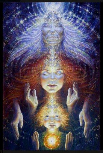 Lee Parore - żeńska linia przekazu duchowego