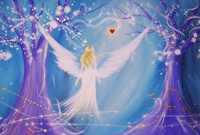 modlitwy anielskie do aniolow