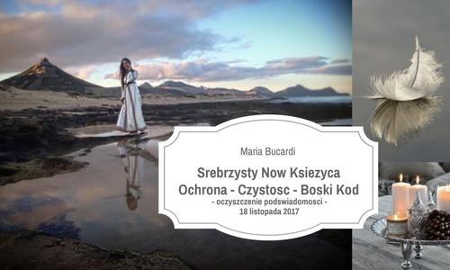 Srebrzysty Now Ksiezyca z Maria Bucardi